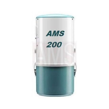 Aspiration centralisée Ams 200