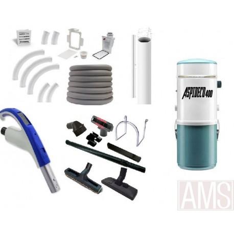 Aspiration rétraflex AMS 400