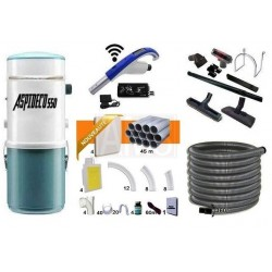 Pack Centrale + Flexible Rétraflex & accessoires