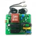Carte électronique Drainvac  DF1 R20