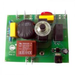 Carte Électronique cyclovac Standard + Timer 240V 10A - E211, E311, E711, Axess, GS111, GS211, GS311, GS711