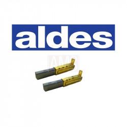 Jeu de charbons Aldes
