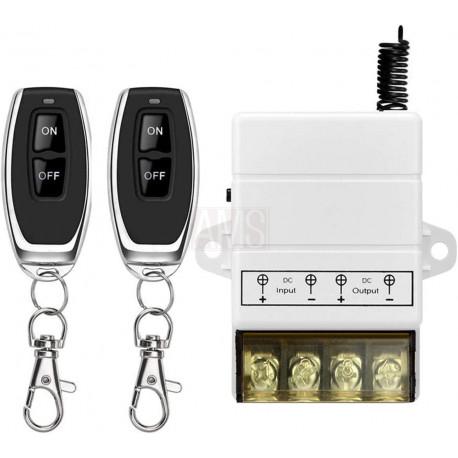 Emetteur / Recepteur avec 2 télécommandes