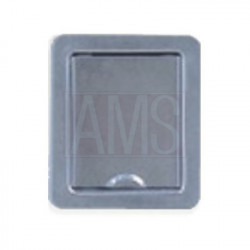 Prise acier plate Inox