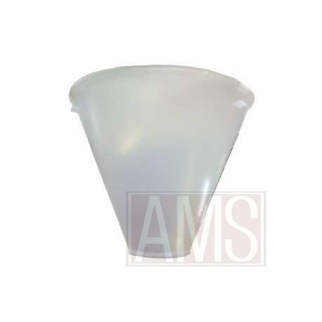 Cône plastique vacuflo pour centrale V280, V480, V580