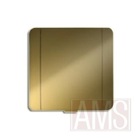 Prise champagne métal carrée