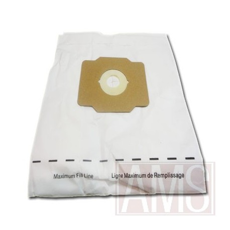 3 sacs 27L aspirateur centralisé Electrolux