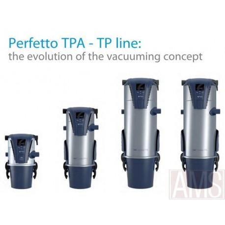 Aspiration centralisée TP1 Aertecnica