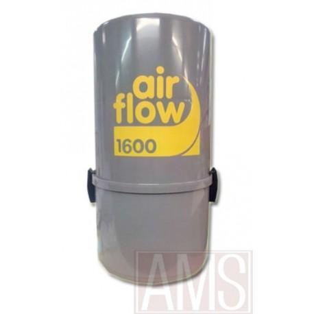 aspirateur centralis airflow 300 m ou 1600w seulement 399. Black Bedroom Furniture Sets. Home Design Ideas