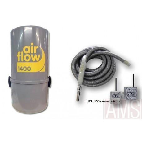 AirFlow 1400w montage sans fil