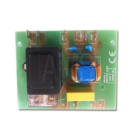 Carte  6 Amp circuit de commande 24V