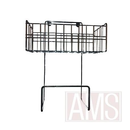 Support chromé porte flexible et accessoires