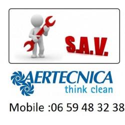 Aertecnica CM847 Réparation Sav France