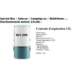Aspiration centralisée Bus 200 - 600W