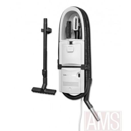 aspirateur central garage vac garantie 2 ans ams aspiration centralis e. Black Bedroom Furniture Sets. Home Design Ideas
