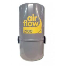 AirFlow 400 M2 ou 2100w Aspirateur centralisé