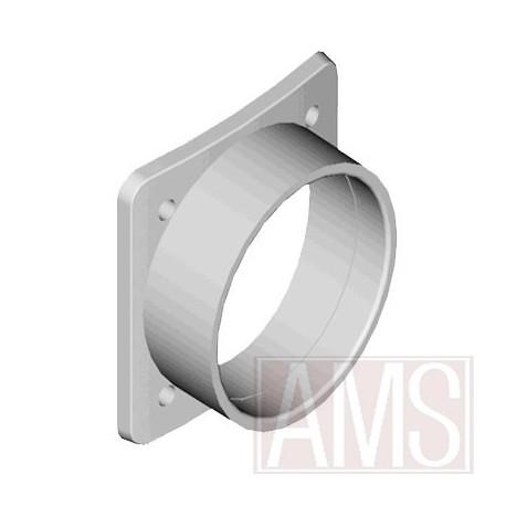 Finition pour tuyau PVC spécial aspirateur centralisé