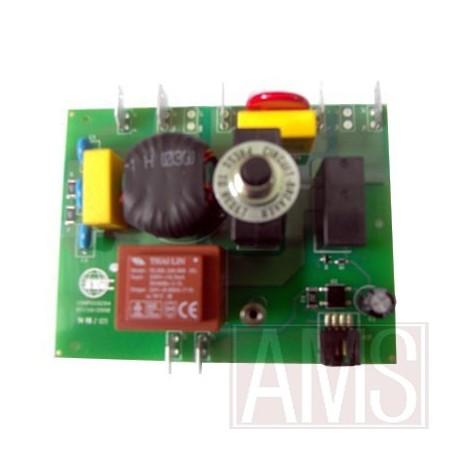 Carte électronique 240V 10A Standard type cyclovac , husky, mvac, ....