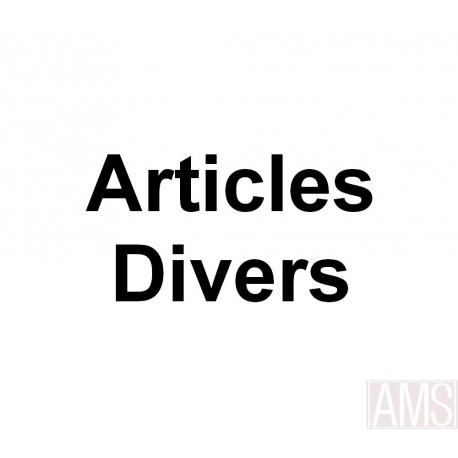Articles divers