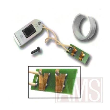 Interrupteur et platine de rechange pour flexible plastiflex 24V.