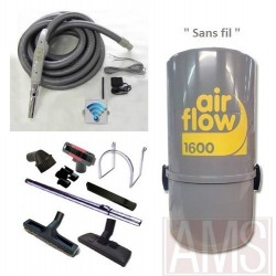 Airflow 1600w + Trousse Flexible Aldes 8m