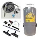 Airflow 1600w + Trousse Flexible Aldes 8m
