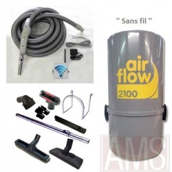 Airflow 2100w + Trousse Flexible Aldes 8m