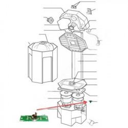 Thermostat de sécurité et /ou raccordement moteurs