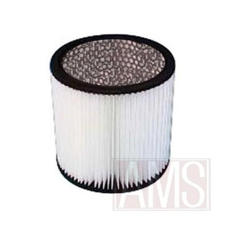 Filtre polyester pour centrale DOMUS ou GLOBOVAC