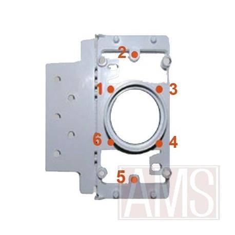 Contre Prise PVC rectangle
