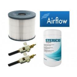 Entretien centrale Express Airflow 1400