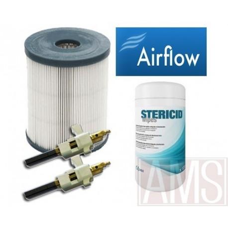 Entretien centrale Airflow 1600, 2100