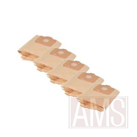 Pochette de 5 Sacs filtre papier UNELVENT SAPHIR 80