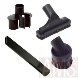 Kit 4 Brosses Crin