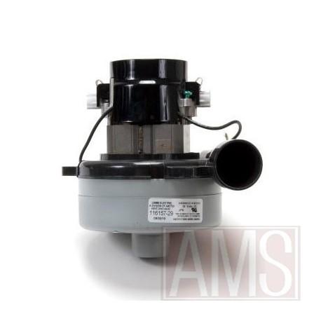 Turbine d'aspirateur Ametek 116 157-29 pour Nilfisk-Advance W 345