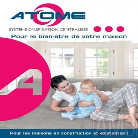 Moteur ATOME TC2000 - 400