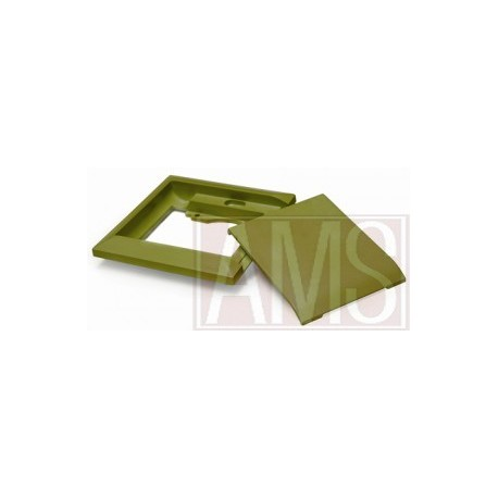 Couvercle olive ATOME REF A3089