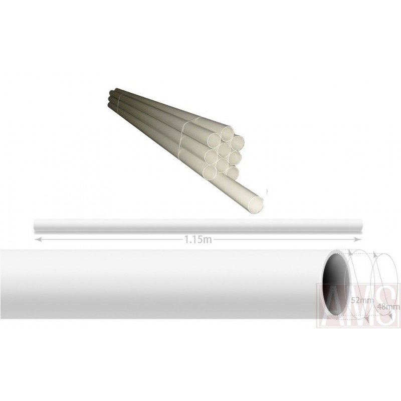 15 m de tuyau pvc sp cial aspiration blanc aspiration. Black Bedroom Furniture Sets. Home Design Ideas