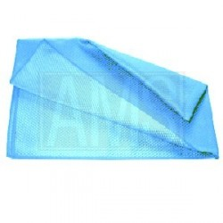 Torchon vaisselle Microfibre - bleu ciel