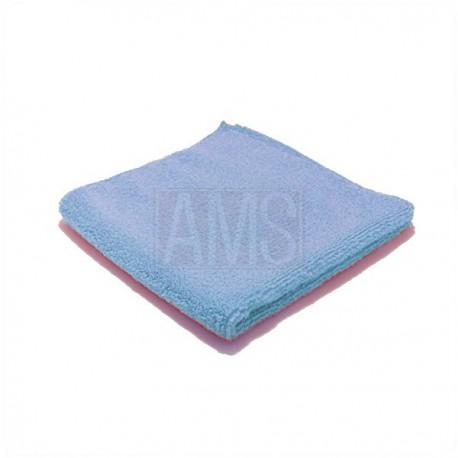 Chiffon microfibre Luxe entretien courant bleue