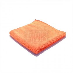 Chiffon microfibre Luxe orange