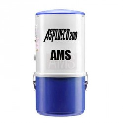 Aspirateur centralisé Ams 200 - 1400w