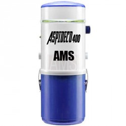 Aspirateur centralisé Ams 400 - 1900w
