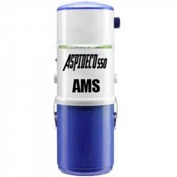 Aspirateur centralisé  Ams 550 - 3200w