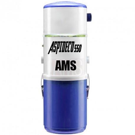 Aspirateur centralisé Ams 550