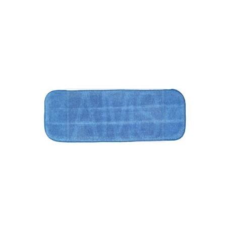 Microfibre Mop 44 x 13 cm - bleu