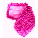 Microfibre Mop Rasta Velcro - violet