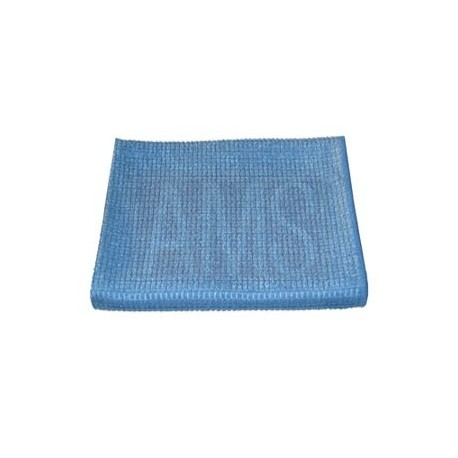 Serpilliere Microfibre Quadri bleue