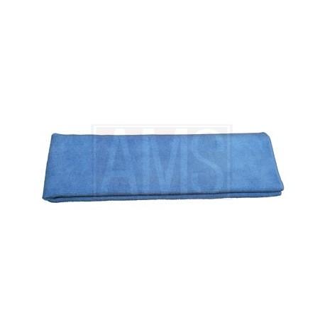 Microfibre Tricot Luxe 70 x 60 cm bleue