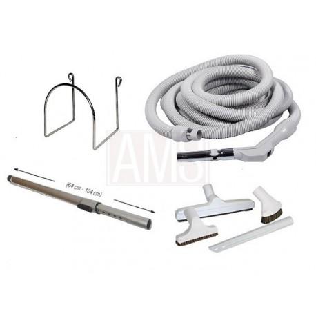 Pack Flexible + Tube + 4 Brosses + Support